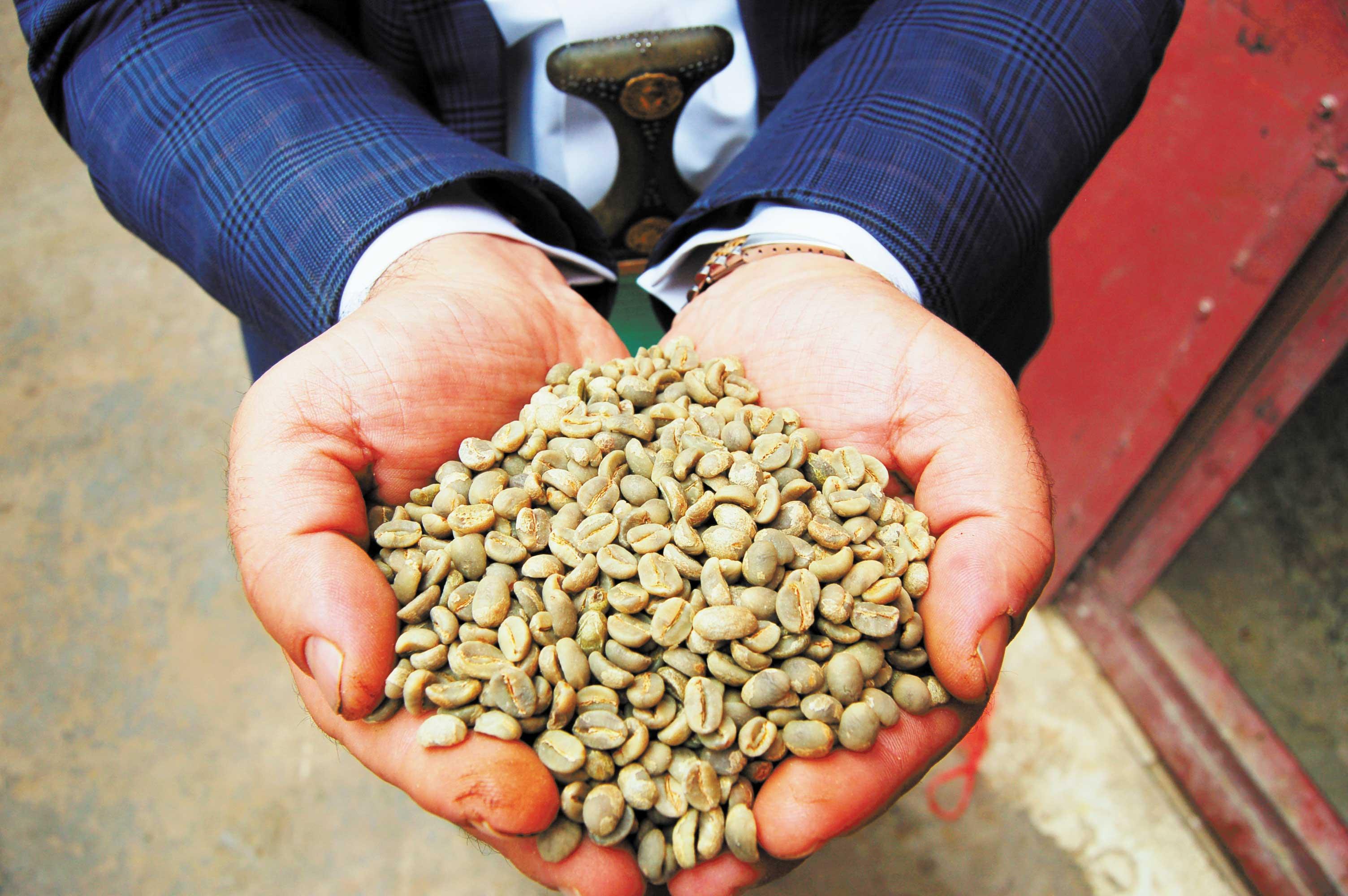 Hand-With-Coffee-mocha-Yemen